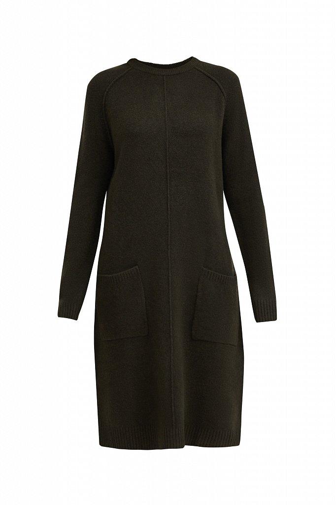 Платье женское, Модель W20-12112, Фото №7