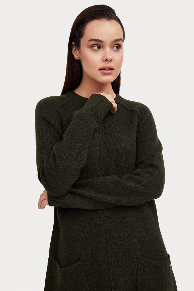 Платье женское, Модель W20-12112, Фото №6