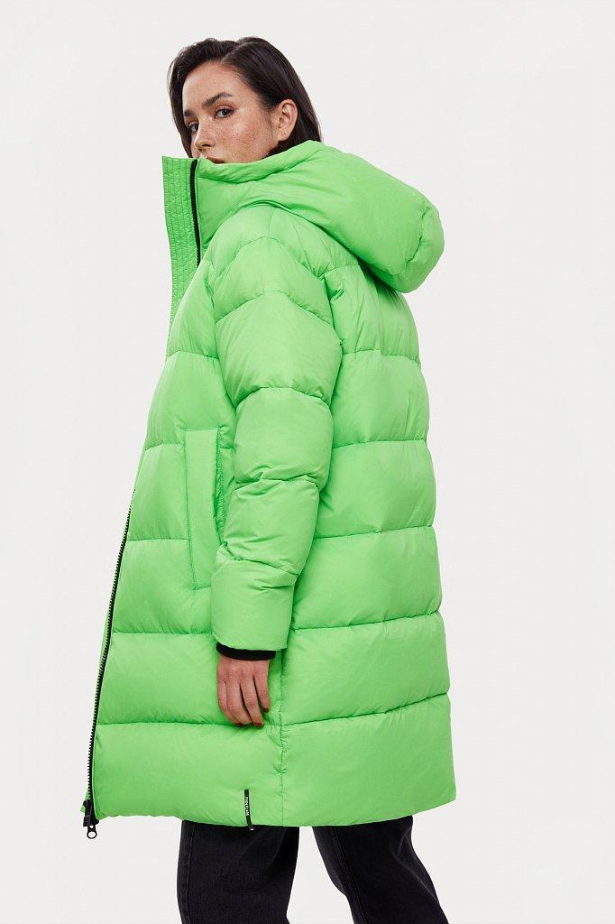 Пальто женское, Модель W20-32041, Фото №3