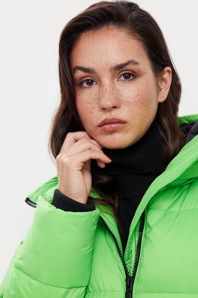 Пальто женское, Модель W20-32041, Фото №7