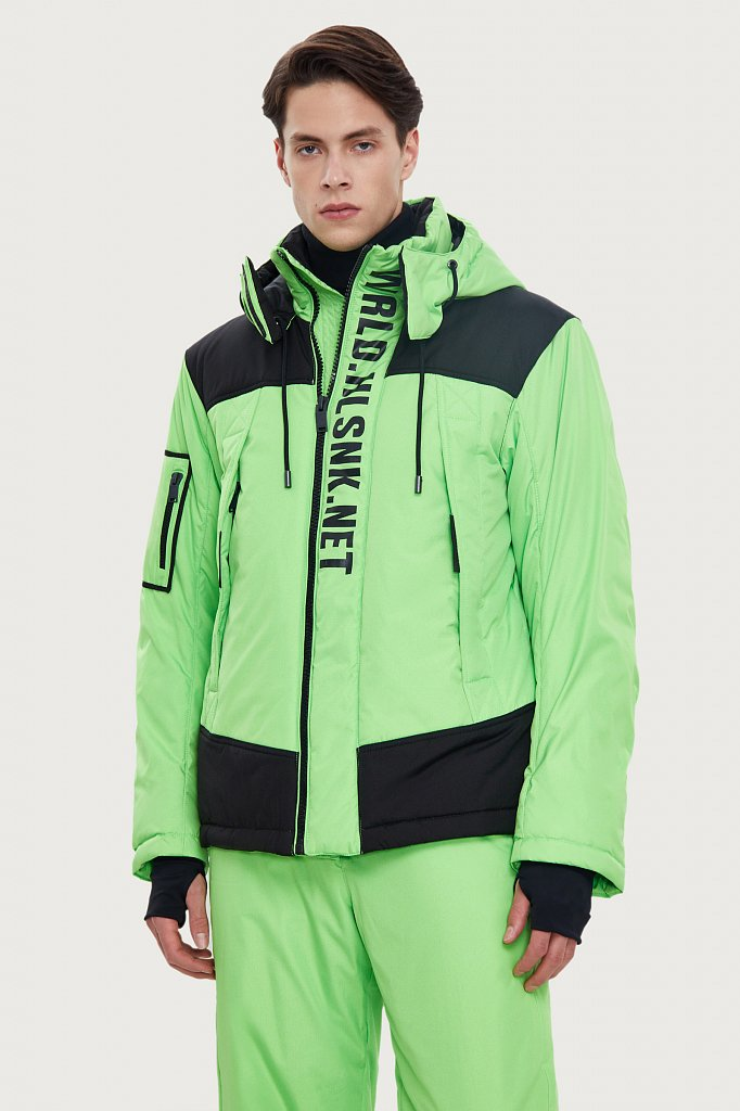 Куртка мужская, Модель W20-42008, Фото №2