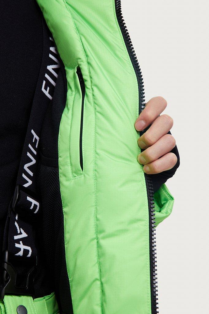 Куртка мужская, Модель W20-42008, Фото №4