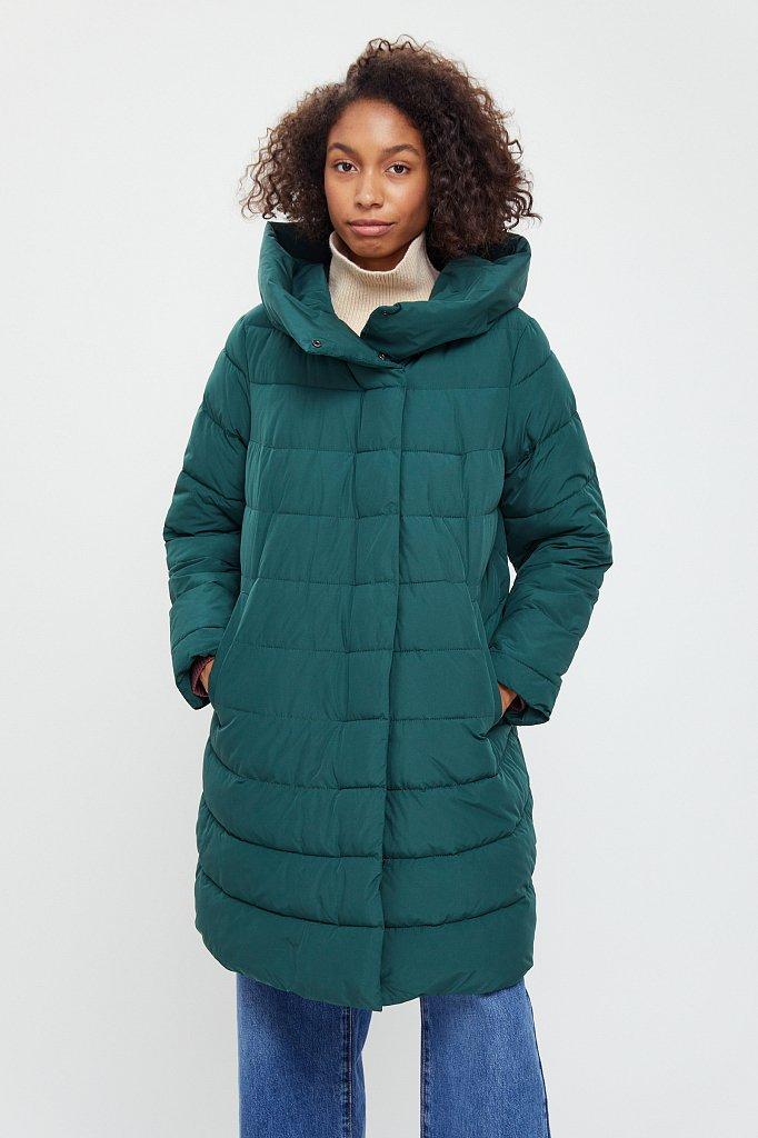 Пальто женское, Модель W20-32042, Фото №1