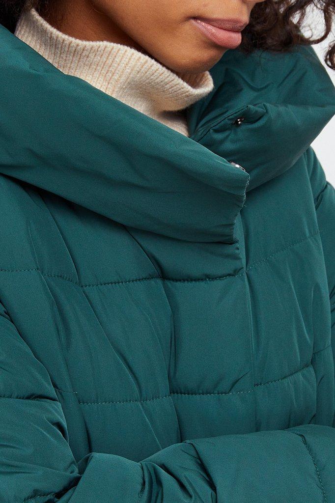 Пальто женское, Модель W20-32042, Фото №7