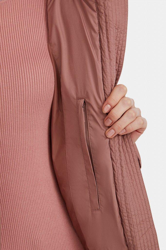 Пальто женское, Модель W20-32008, Фото №5