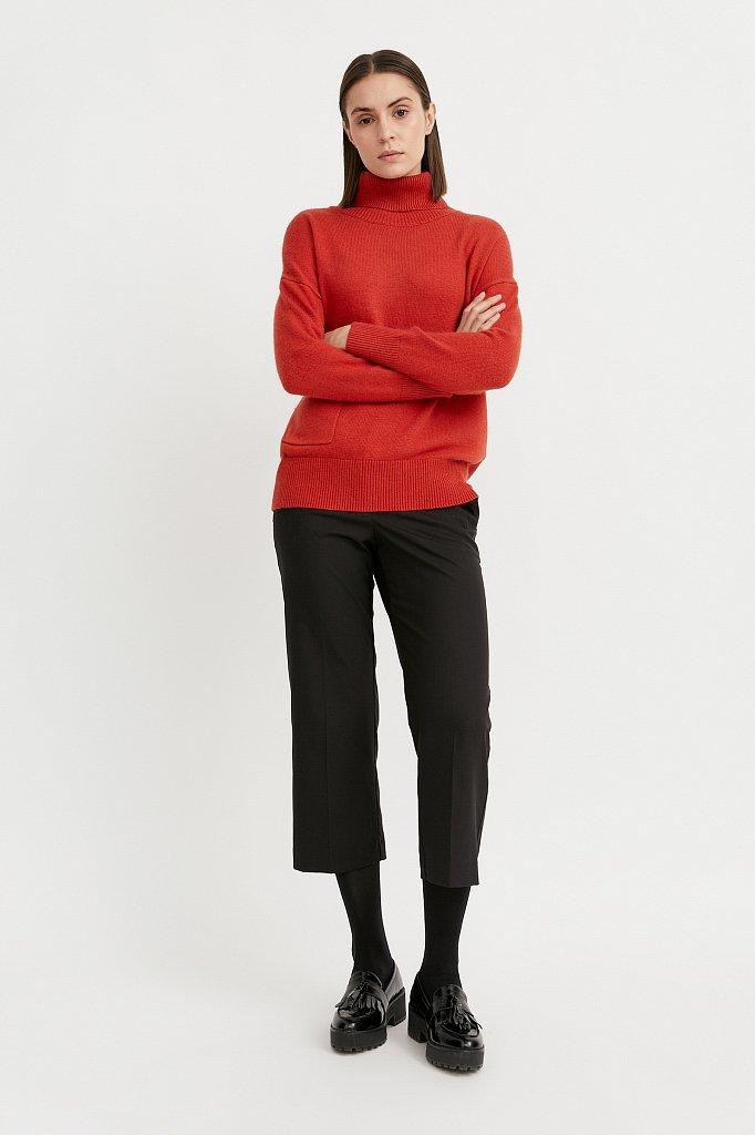 Джемпер женский, Модель W20-12110, Фото №2
