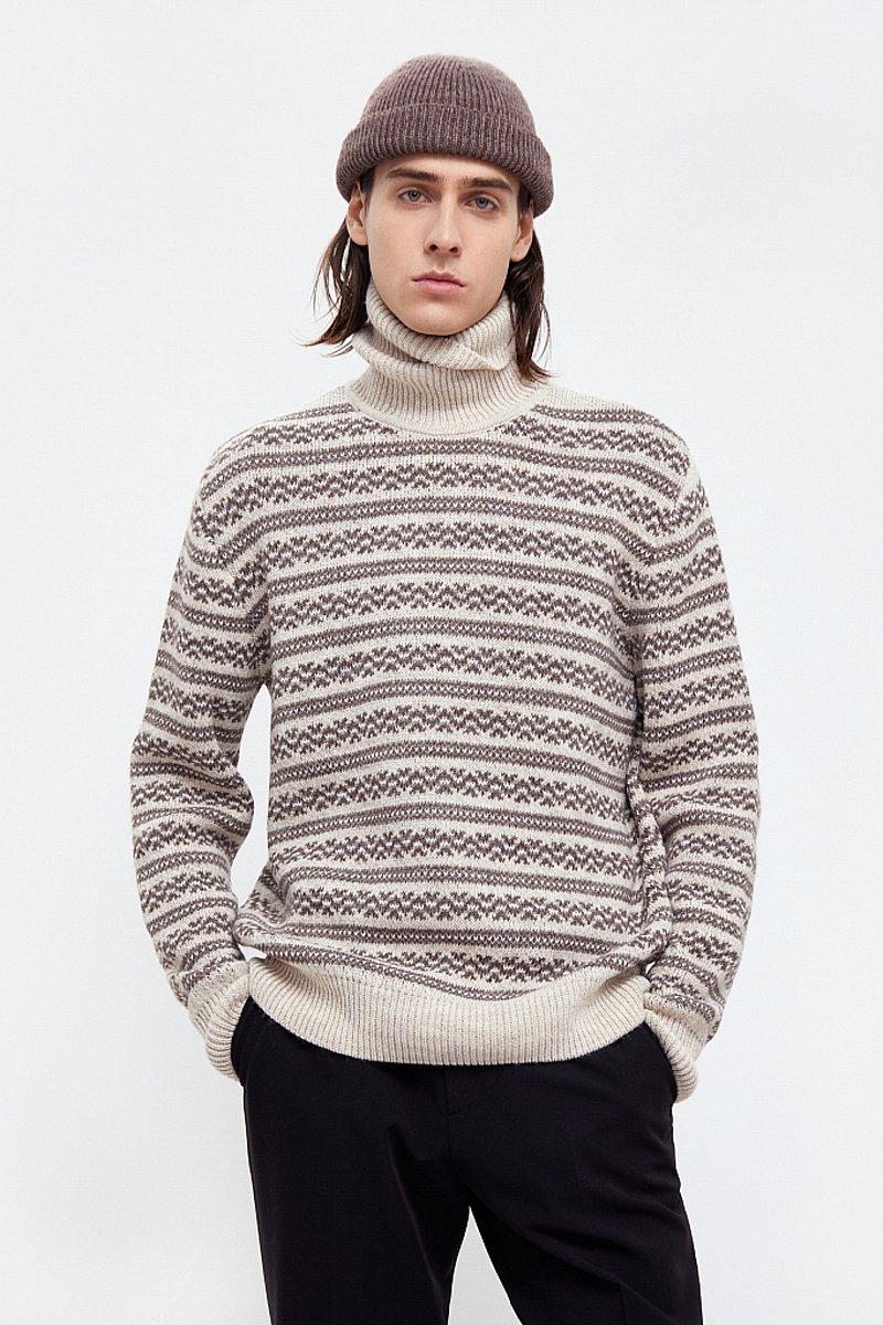 Джемпер мужской, Модель W20-22104, Фото №1