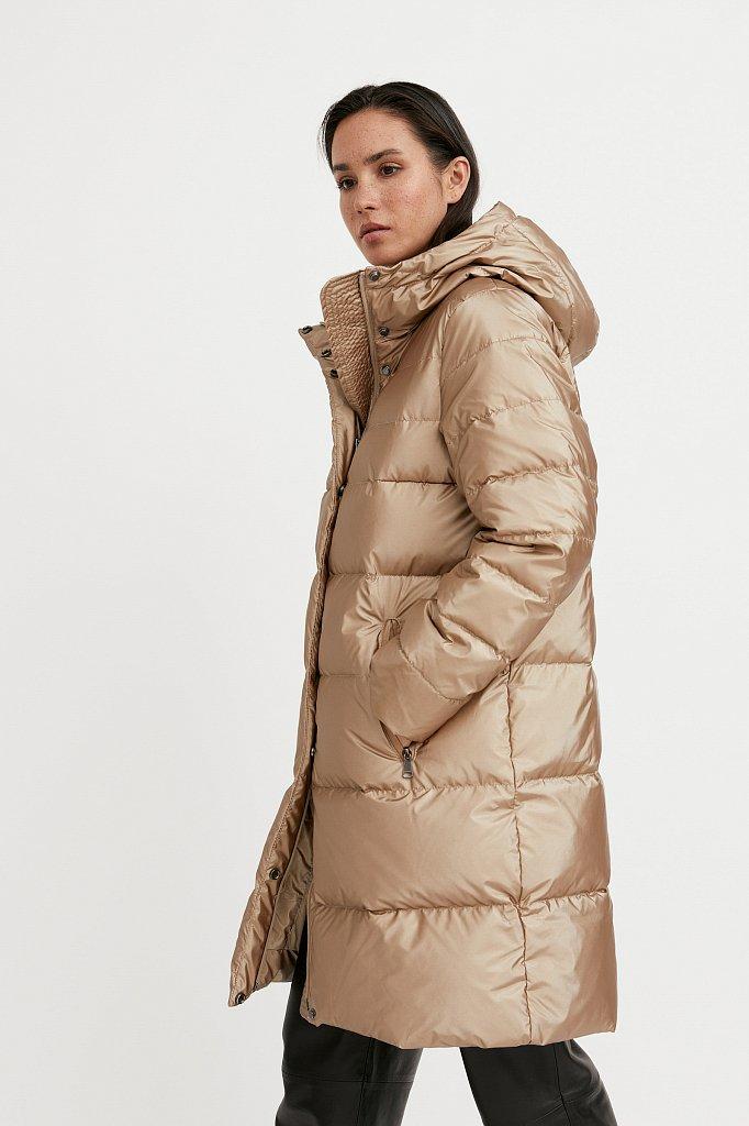 Пальто женское, Модель W20-32002, Фото №3