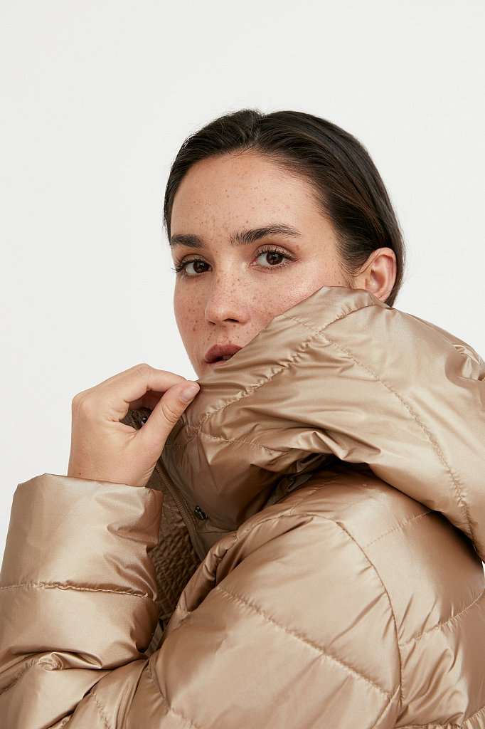 Пальто женское, Модель W20-32002, Фото №7