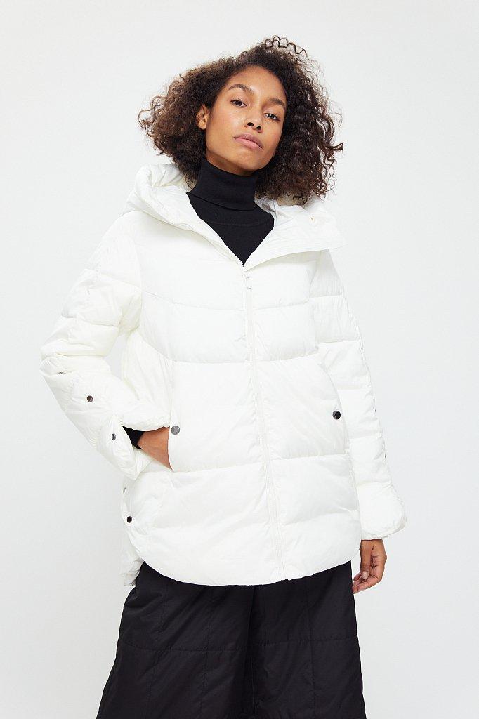 Куртка женская, Модель W20-11029, Фото №2