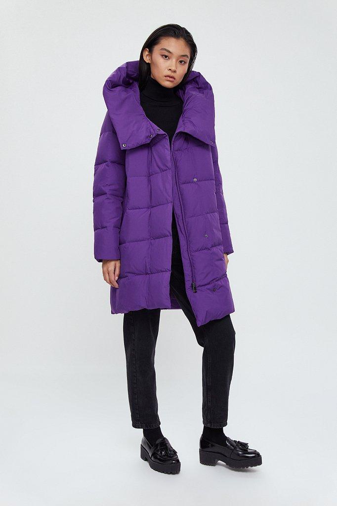 Пальто женское, Модель W20-32043, Фото №1