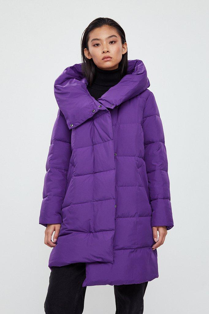 Пальто женское, Модель W20-32043, Фото №2