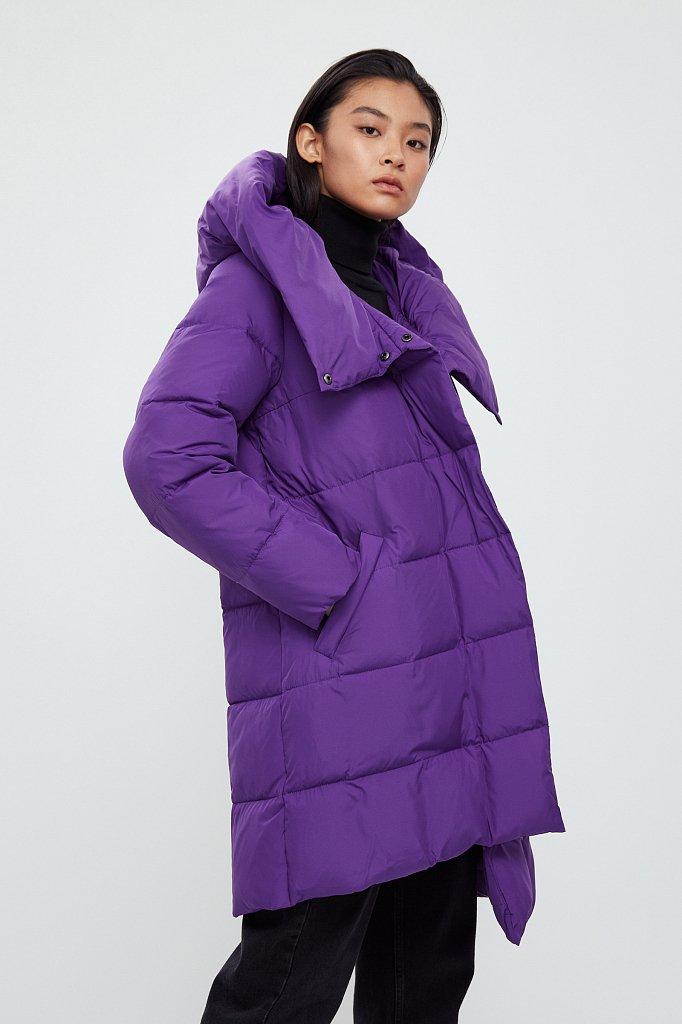 Пальто женское, Модель W20-32043, Фото №3