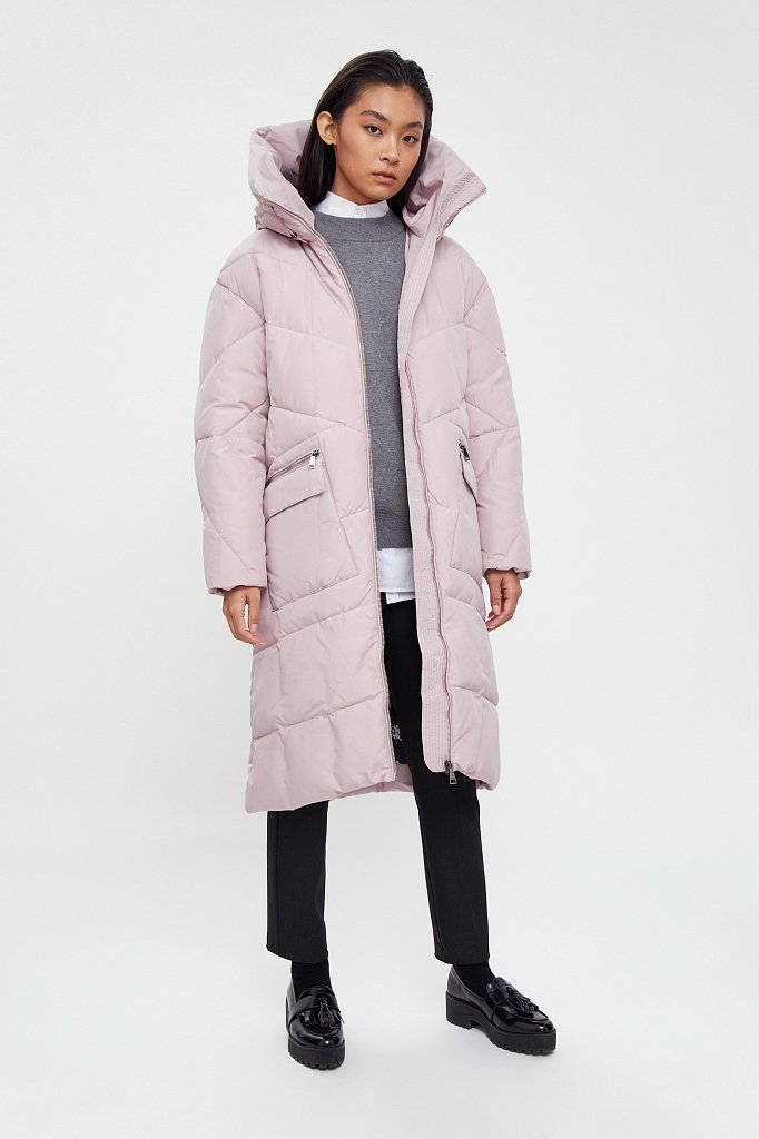 Пальто женское, Модель W20-32000, Фото №3