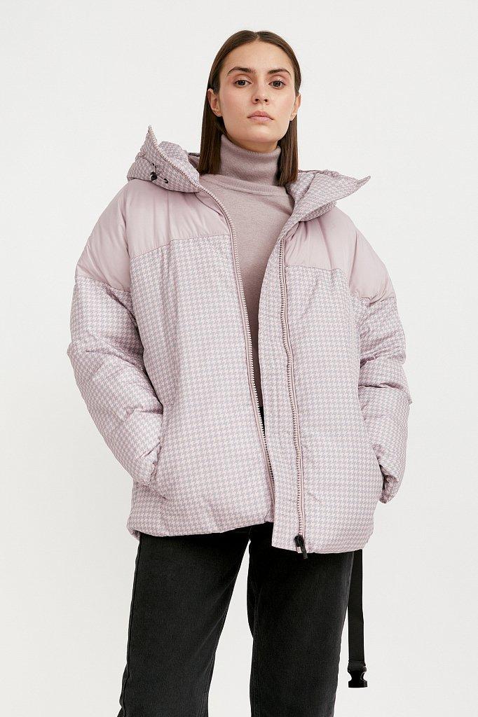 Куртка женская, Модель W20-32029, Фото №2