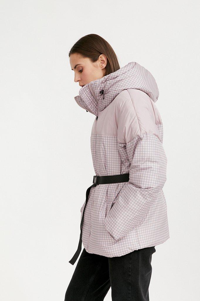 Куртка женская, Модель W20-32029, Фото №5