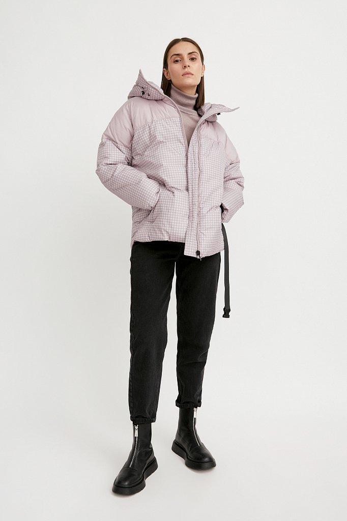 Куртка женская, Модель W20-32029, Фото №6