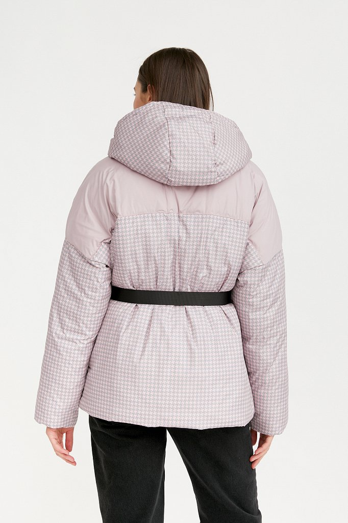 Куртка женская, Модель W20-32029, Фото №7