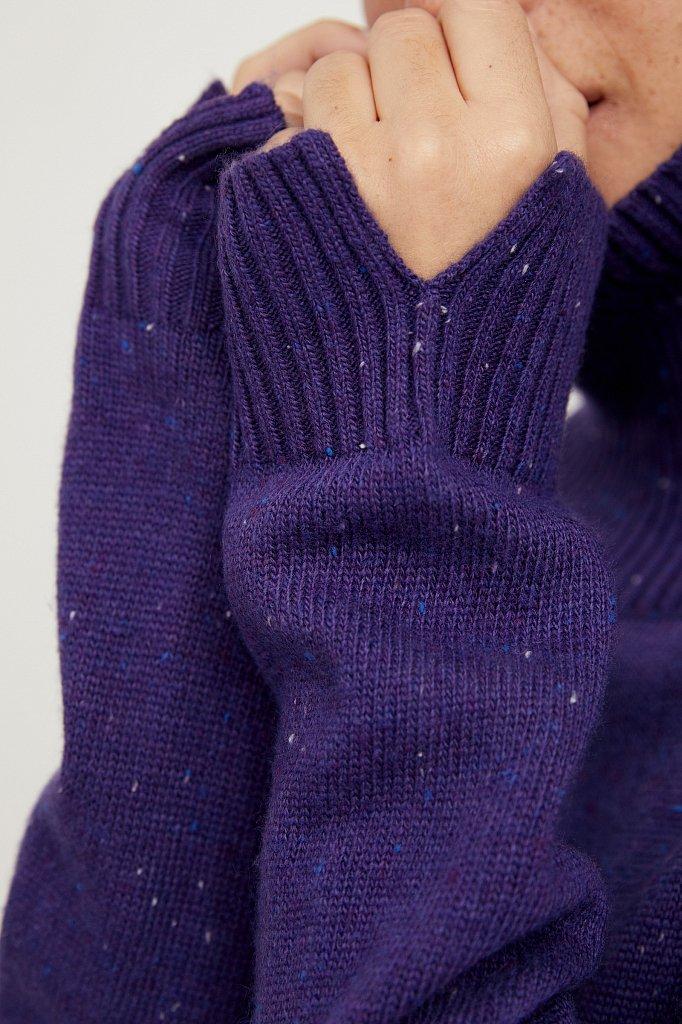 Джемпер женский, Модель W20-32114, Фото №4