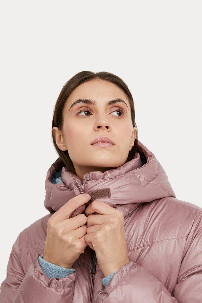 Куртка женская, Модель W20-12034, Фото №1