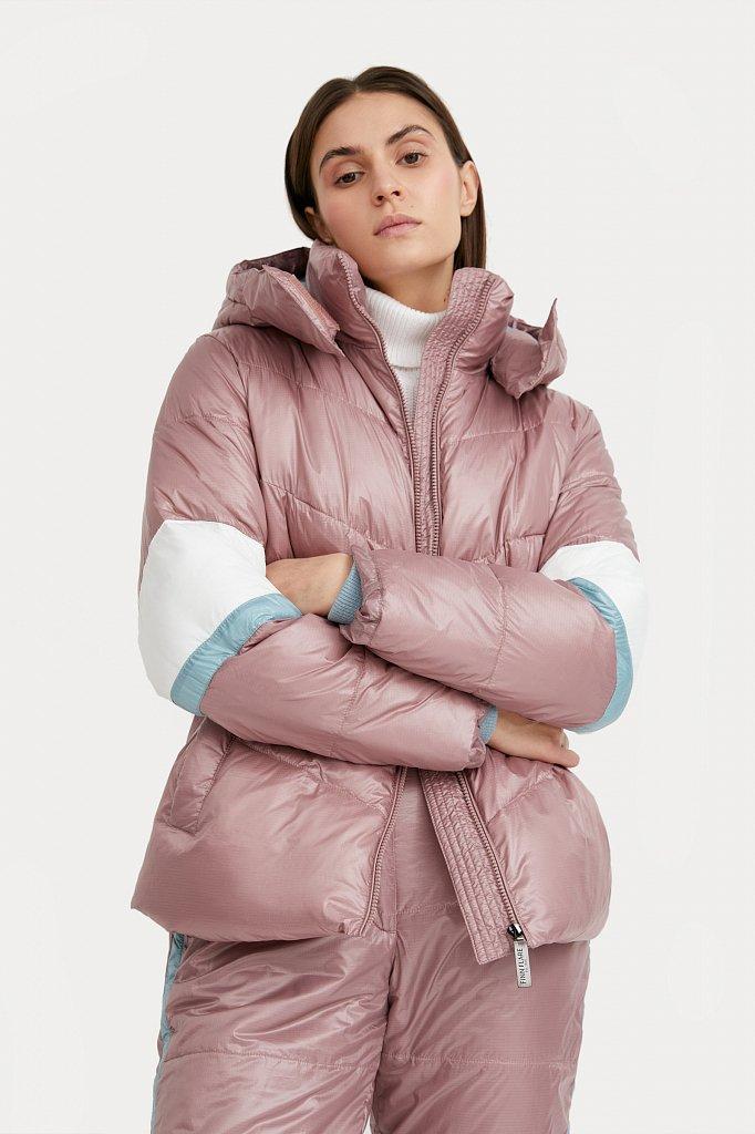Куртка женская, Модель W20-12034, Фото №2