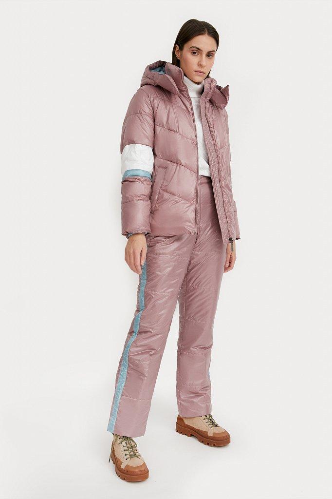 Куртка женская, Модель W20-12034, Фото №3