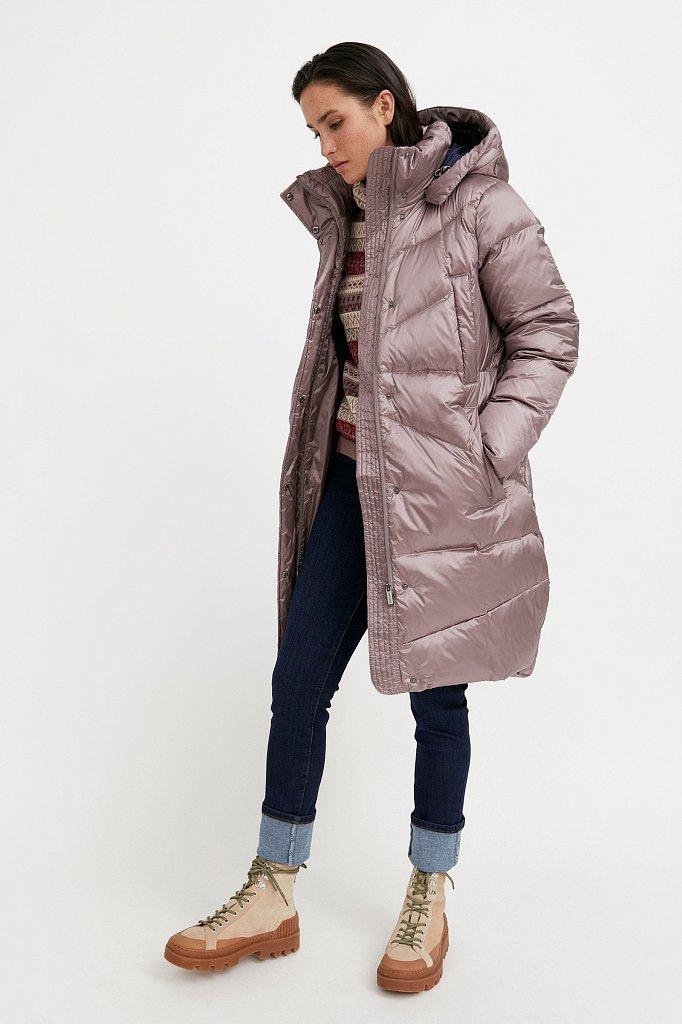 Пальто женское, Модель W20-11001F, Фото №2