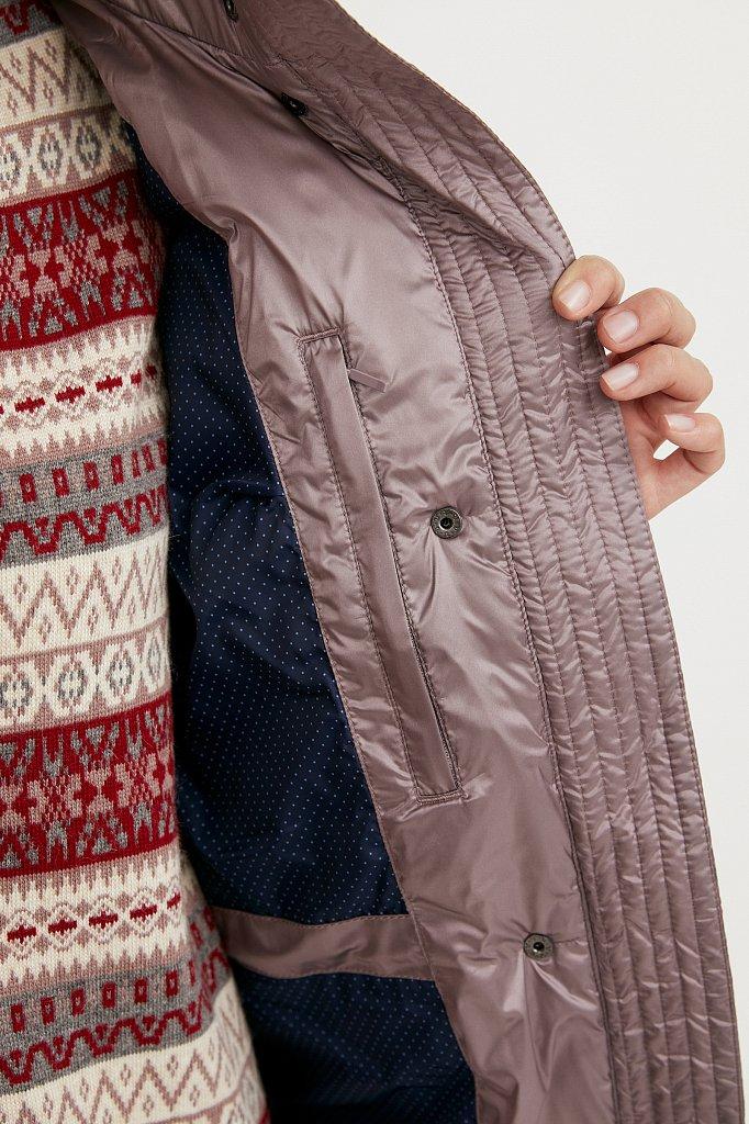 Пальто женское, Модель W20-11001F, Фото №6