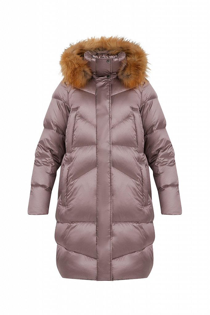 Пальто женское, Модель W20-11001, Фото №8