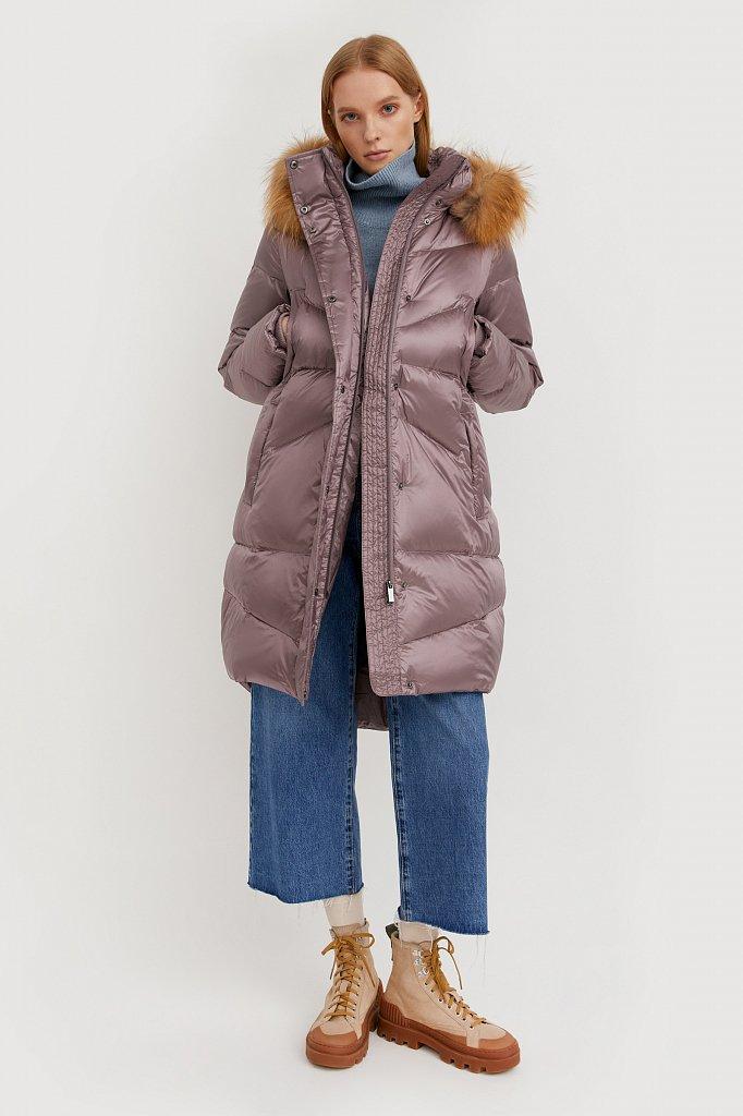 Пальто женское, Модель W20-11001, Фото №2