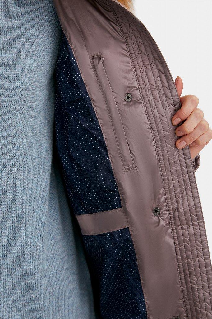 Пальто женское, Модель W20-11001, Фото №4