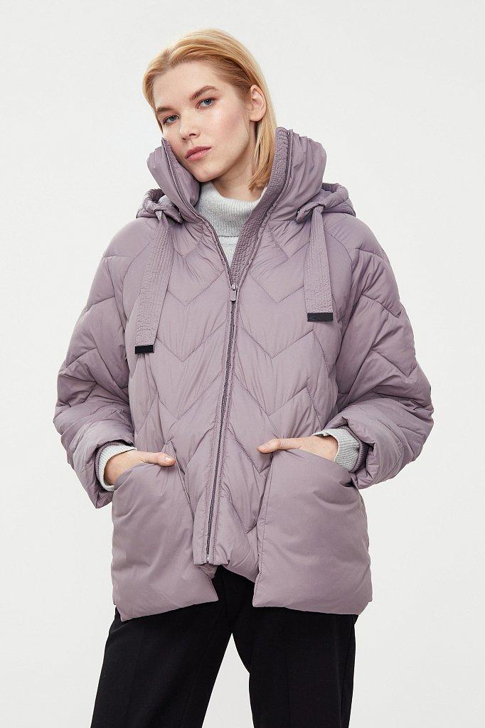 Куртка женская, Модель W20-11010, Фото №2