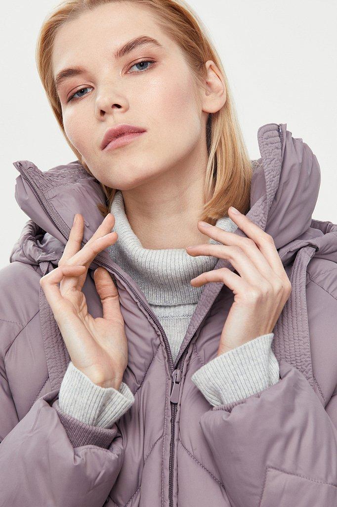 Куртка женская, Модель W20-11010, Фото №5
