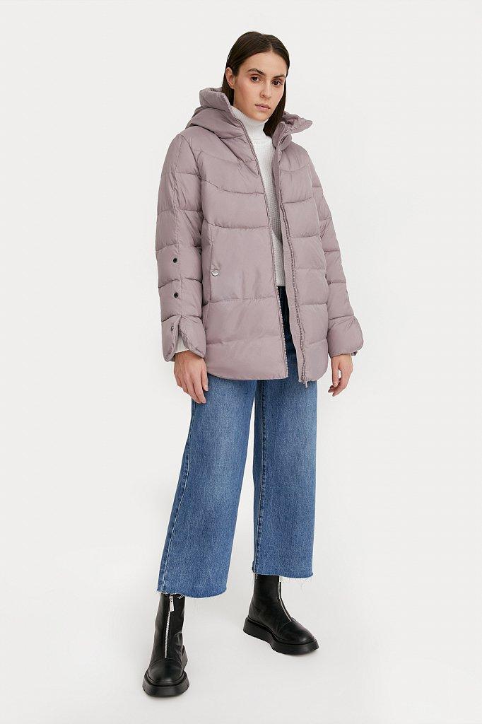 Куртка женская, Модель W20-11029, Фото №3