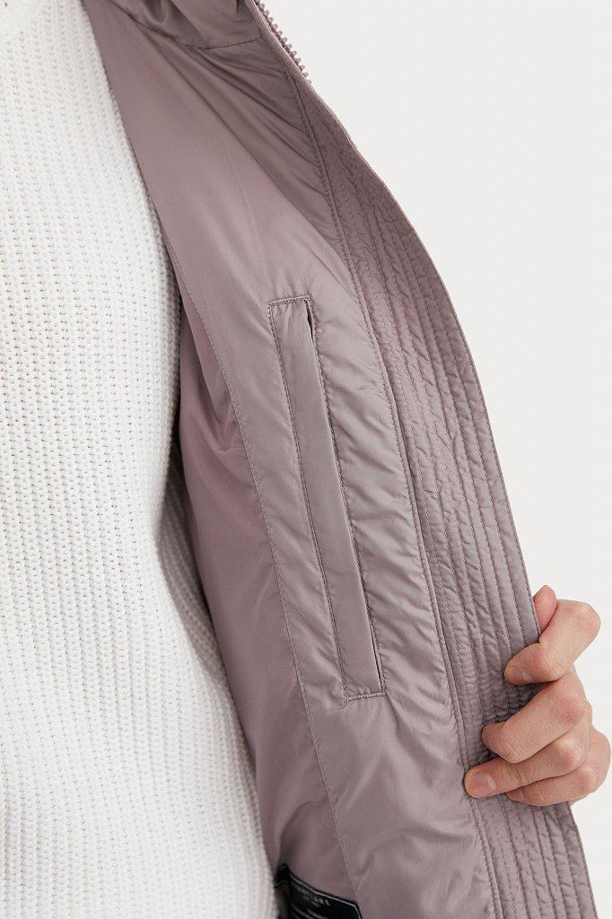 Куртка женская, Модель W20-11029, Фото №4