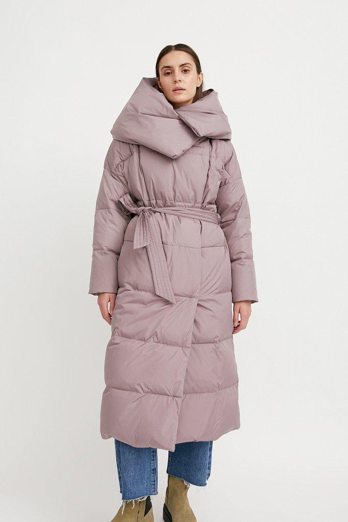 Пальто женское, Модель W20-11041, Фото №3