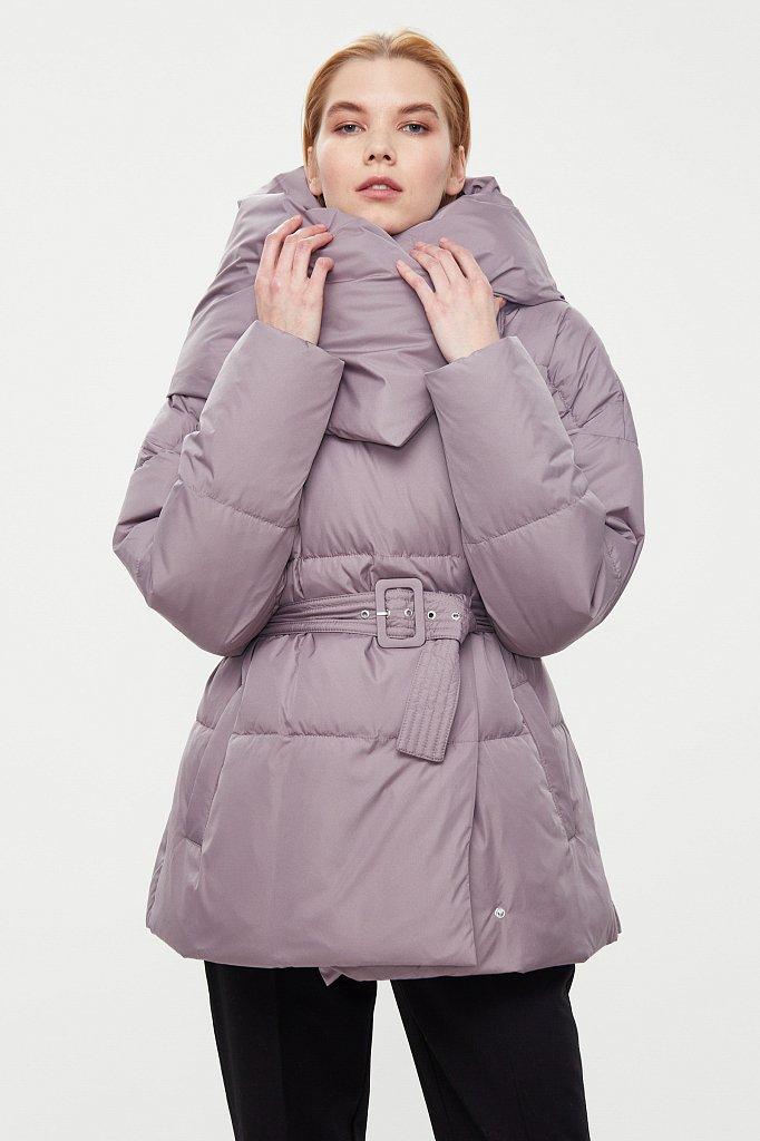 Куртка женская, Модель W20-11045, Фото №1