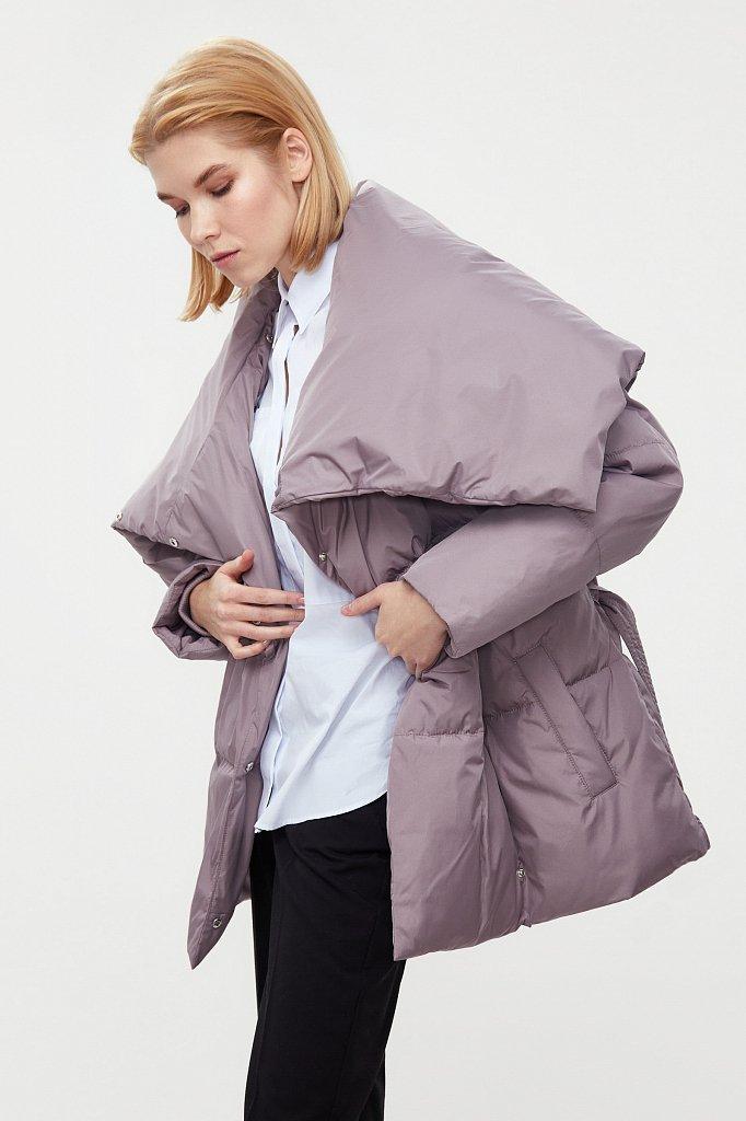 Куртка женская, Модель W20-11045, Фото №3