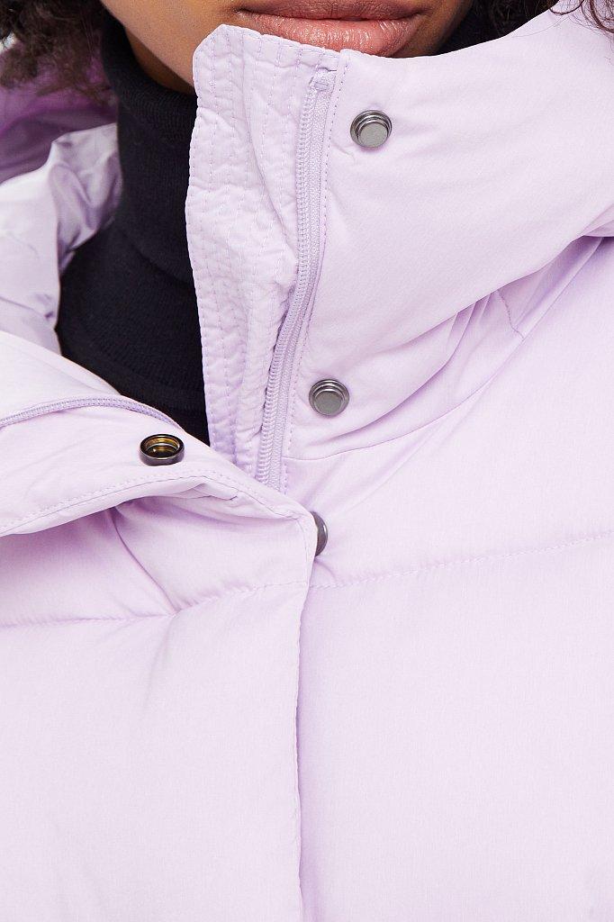 Полупальто женское, Модель W20-11018, Фото №7