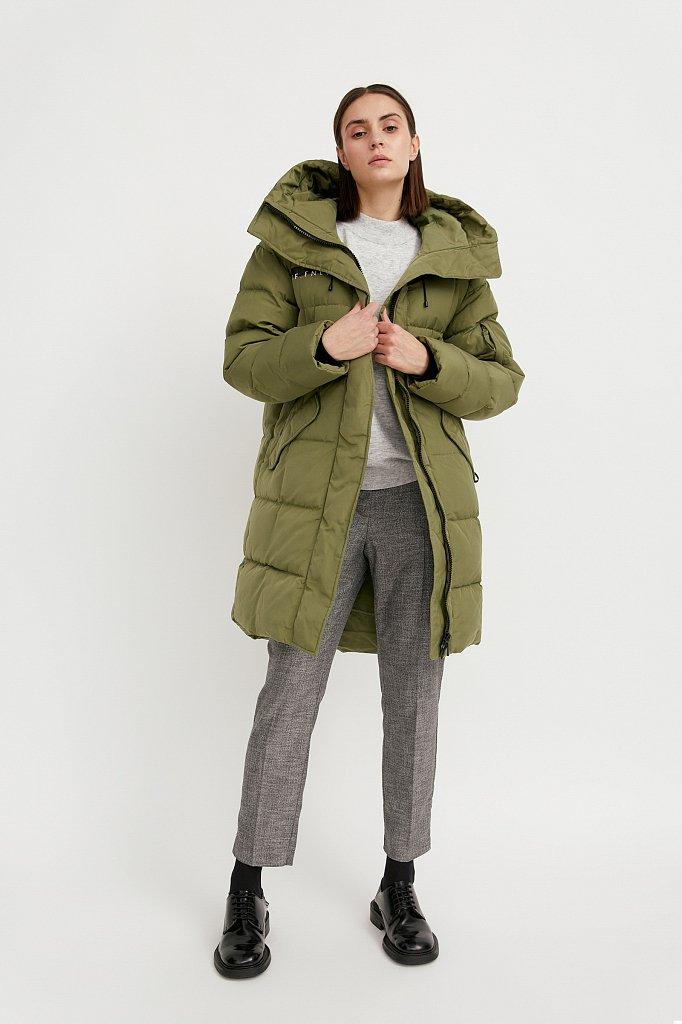 Пальто женское, Модель W20-51005, Фото №1