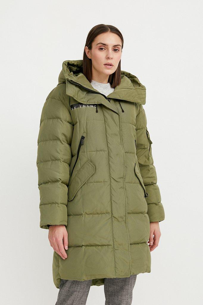 Пальто женское, Модель W20-51005, Фото №2