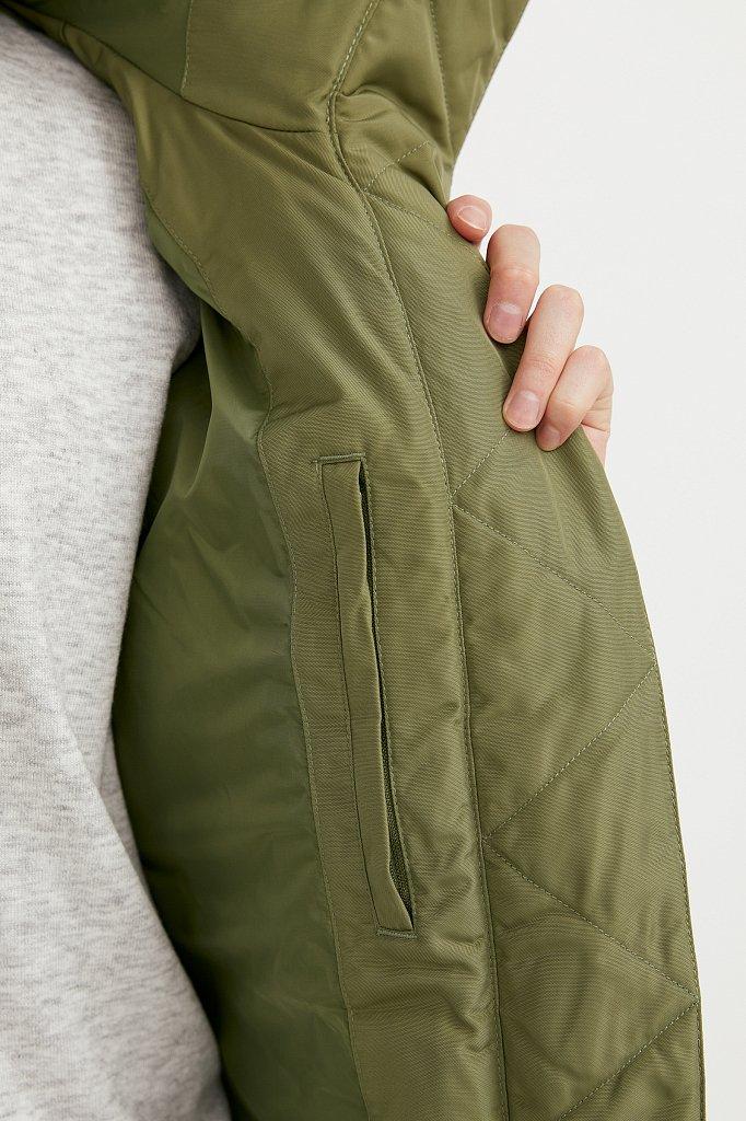 Пальто женское, Модель W20-51005, Фото №4