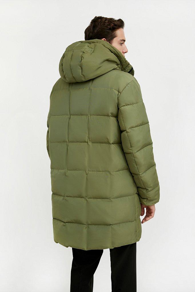 Пальто мужское, Модель W20-61001, Фото №5