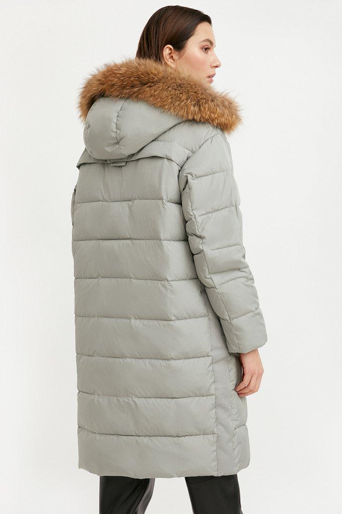 Пальто женское, Модель W20-11019, Фото №5