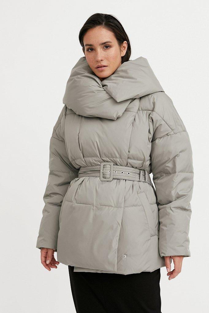 Куртка женская, Модель W20-11045, Фото №2