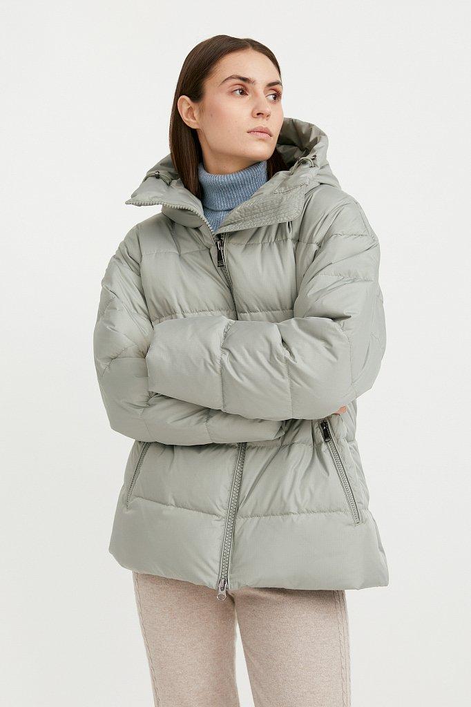 Куртка женская, Модель W20-32020, Фото №1