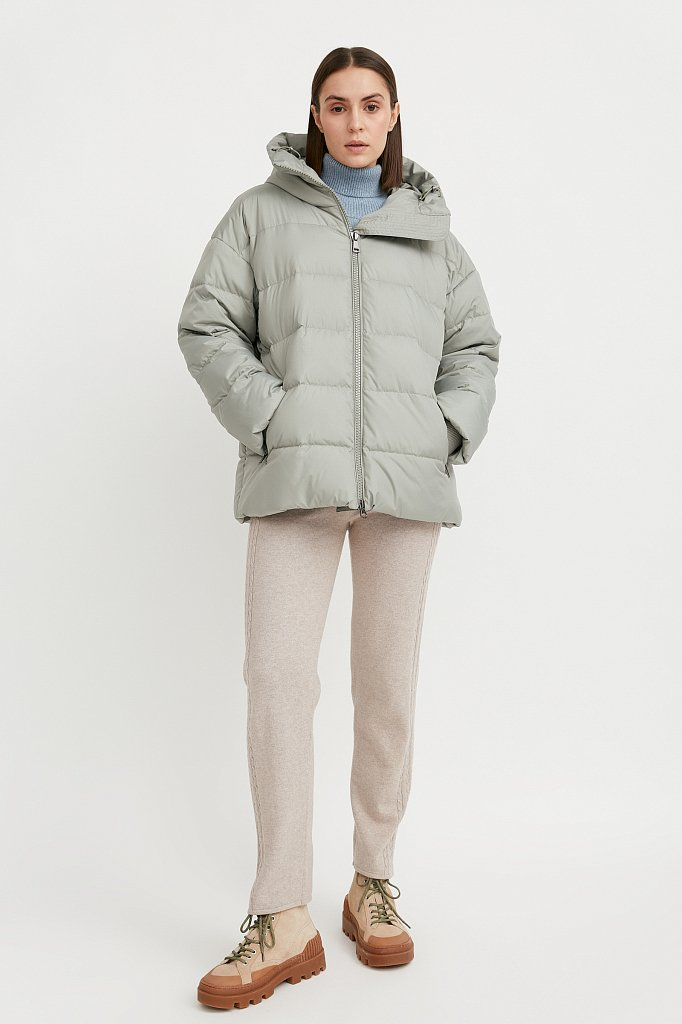 Куртка женская, Модель W20-32020, Фото №2