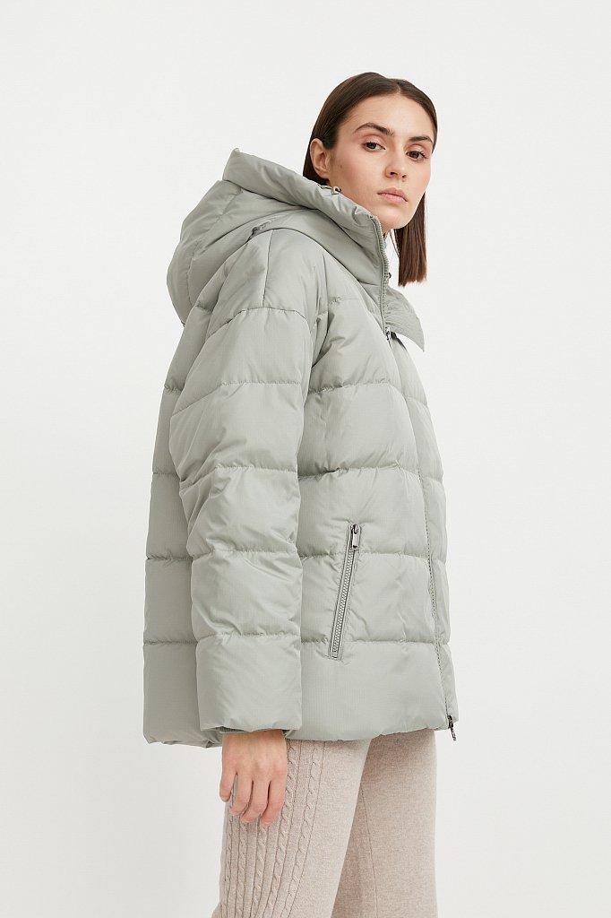 Куртка женская, Модель W20-32020, Фото №4