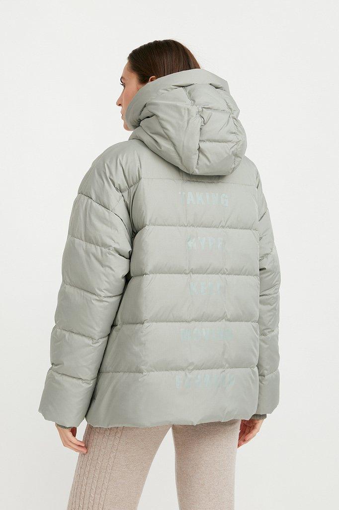 Куртка женская, Модель W20-32020, Фото №5