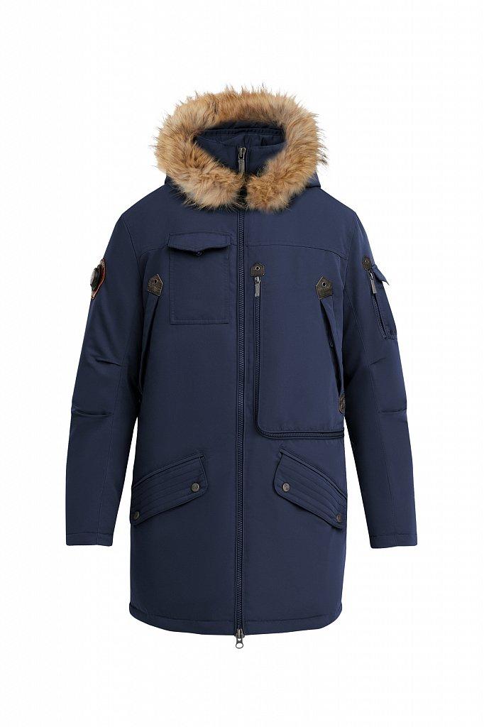 Пальто мужское, Модель WA20-22013, Фото №11